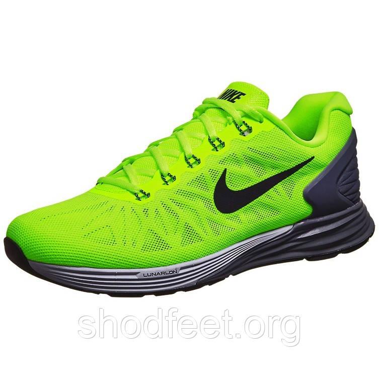 Мужские кроссовки Nike Lunarglide 6 Volt