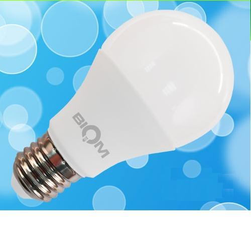 Светодиодная лампа Biom BT-509 A60 10W E27 3000К матовая