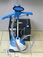 Отпариватель Rainberg RB-6313 1800W, пароочиститель для одежды c вешалкой, парогениратор ON