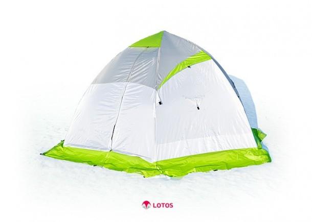 Зимняя палатка Лотос «LOTOS 4» , фото 1