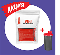 Протеин сывороточный Изолят 2.3 кг + Шейкер в Подарок
