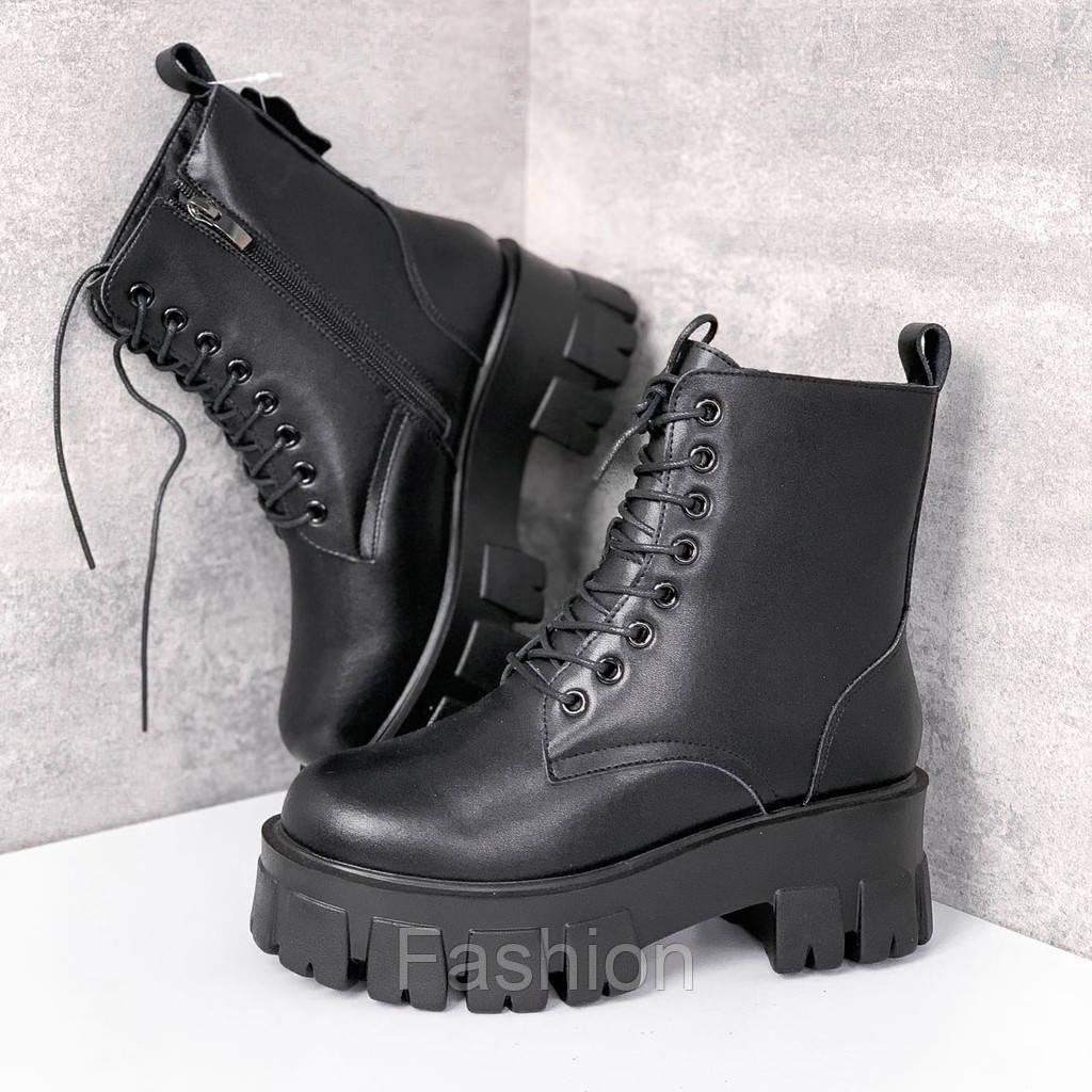 Зимние ботиночки =HANGI= 11339