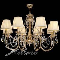 Люстра 8-ми ламповая, классическая