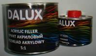 Автомобильный грунт DALUX 5+1 2К акриловый серый 0,4л. + отвердитель 0,08л.