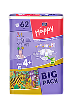 Підгузники  bella HAPPY  MAXI PLUS (4+) 62шт.