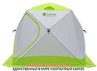 Зимняя палатка LOTOS Cube Professional , фото 1