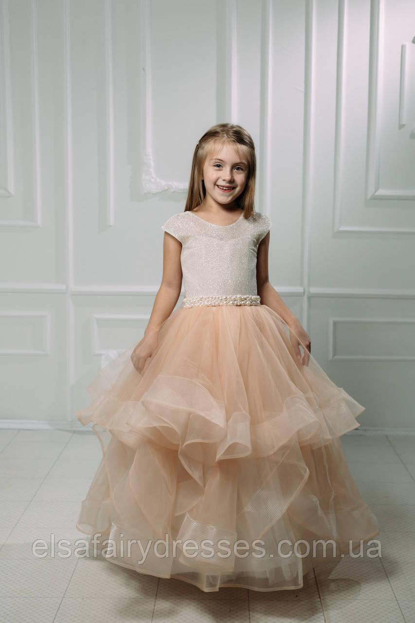 """Модель """"ANGELA 1"""" - дитяча сукня / дитяче плаття"""
