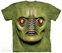 Футболка 3D The Mountain Big Face Andromeda T-Shirt, фото 1