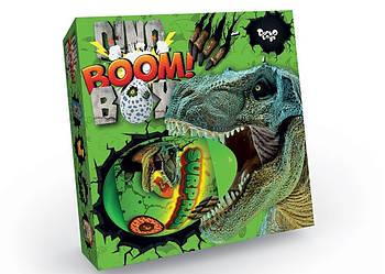 Креативный игровой детский набор дино Dino Boom Box Danko toys