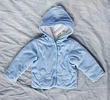 Кофта голубая 62-68 размер