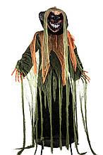 Ростовая анимированная кукла Mr. Pumpkin Мистер Пампкин с подсветкой звуком 192 см