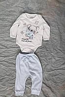 Комплект бодік і штанці для хлопчика