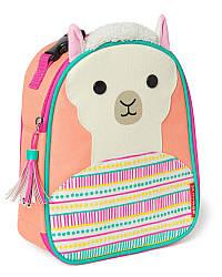 Детская термосумка Skip Hop Zoo lunch bag - Lama (Лама), 3+