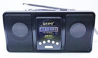 Радиоприемник со встроенным MP3 проигрывателем Kipo KB-814