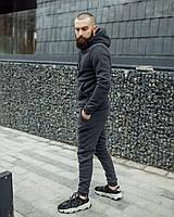 Мужской Спортивный костюм Теплый зима