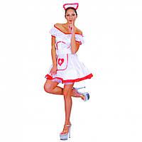 Женский карнавальный костюм Медсестра размеры S/M