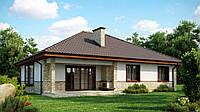 Проект MS-005 придется по вкусу всем любителям одноэтажных строений