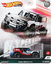 Колекційна модель Hot Wheels Ford Bronco