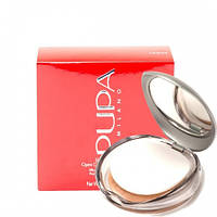 Pupa Пудра компактная запеченная Luminys Silky Baked Face Powder 01