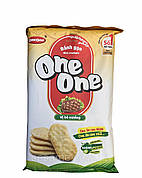 Рисове печиво One - One В'єтнамське зі смаком м'яса 150 г