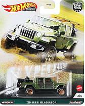 Колекційна модель Hot Wheels '20 Jeep Gladiator