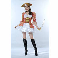 """Женский карнавальный костюм """"Королева пиратов"""""""