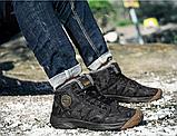 Кросівки/черевики чоловічі зимові Fashion, фото 8
