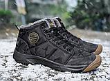 Кроссовки/ботинки мужские зимние Fashion, фото 9