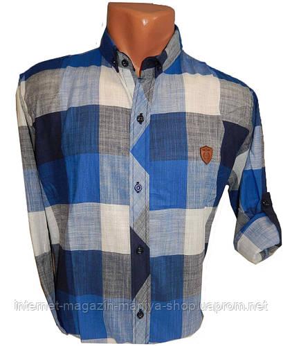 Мужская рубашка модная