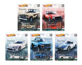 Колекційні моделі Hot Wheels Toyota