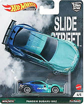 Колекційна модель Hot Wheels Subaru BRZ