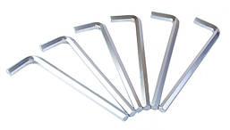 Ключ шестигранный 12мм Mastertool 75-0012