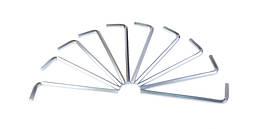 Ключ шестигранный 4мм Mastertool 75-0004