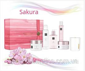 Подарунковий набір Ritual of Sakura.  Повреждена коробка (XL) Виробництво-Нідерланди.