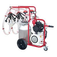 Доїльний апарат УДА-4КО-40ЛА для кіз і овець (Туреччина)