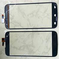 GSmart Saga S3 Gigabyte тачскрін сенсор чорний оригінальний