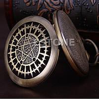 Часы карманные бронзовык