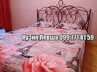 """Кованая кровать """"Летиция"""""""