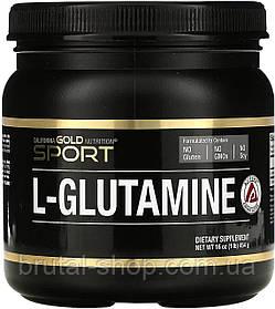 Глютамін California Gold Nutrition L-Glutamine Powder (454 g)