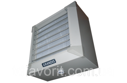 Отопительные аппараты WITO Grandis G52/5S