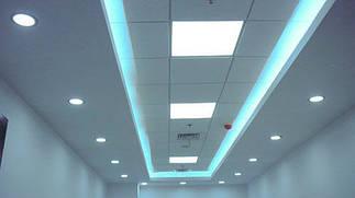Административно-офисное, торговое освещение