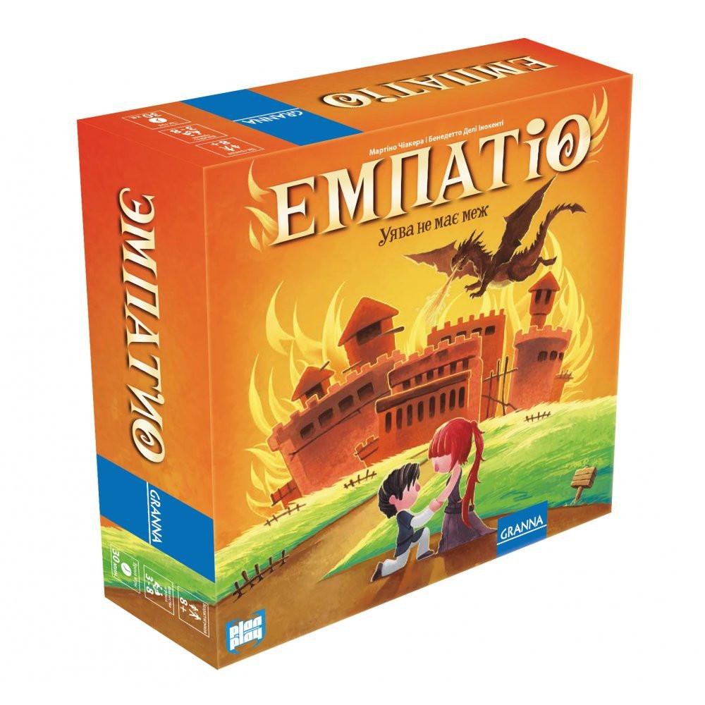 Настільна гра Емпатіо TM Granna (82647)