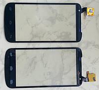 GSmart GS202 Gigabyte тачскрін сенсор чорний оригінальний
