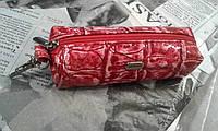 Лаковая, кожаная ключница турецкой фирмы Desisan.