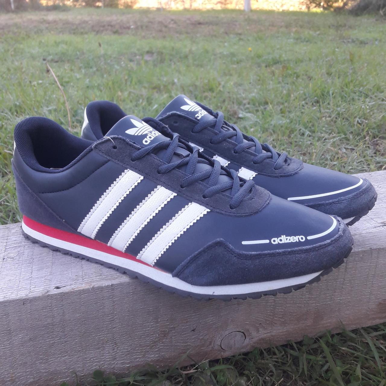 Кросівки чоловічі Adidas р. 44 темно-сині