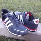 Кросівки чоловічі Adidas р. 44 темно-сині, фото 5