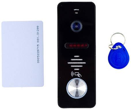 Вызывная панель SEVEN CP-7504F RFID black, фото 2