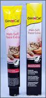 Gimpet Malt-Soft Extra паста для выведения комков шерсти 50 г.