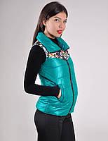 Женская жилетка на силиконе