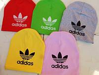 Детская шапка на весну Adidas